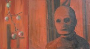1985 UngleichesDiptychon50x95
