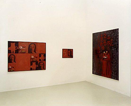 Koether, Semmer, Tockel, 1985, La Maquina Espanola, Sevilla