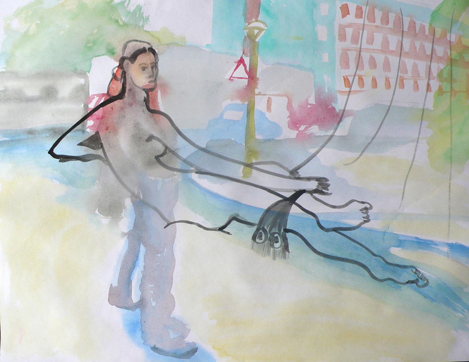 2006-14 Street Workers/Ingres