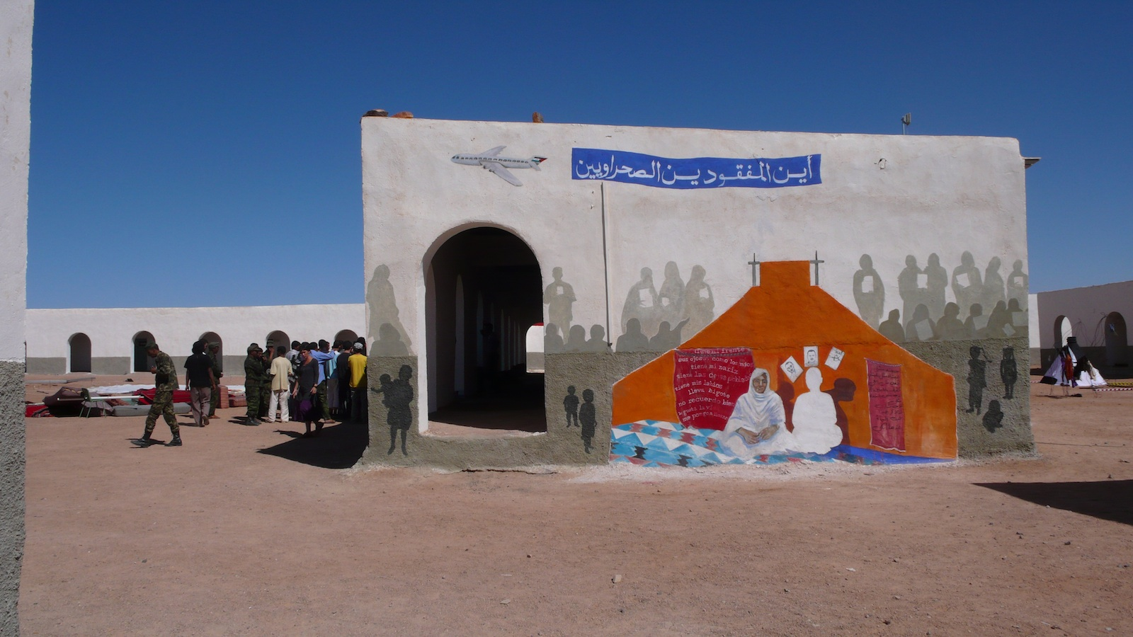 2009-15 In and about Western Sahara