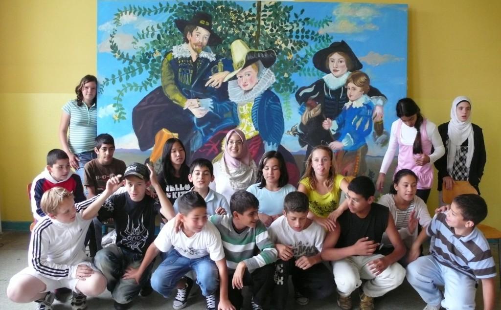 Peter Paul Rubens Grundschule, 2010