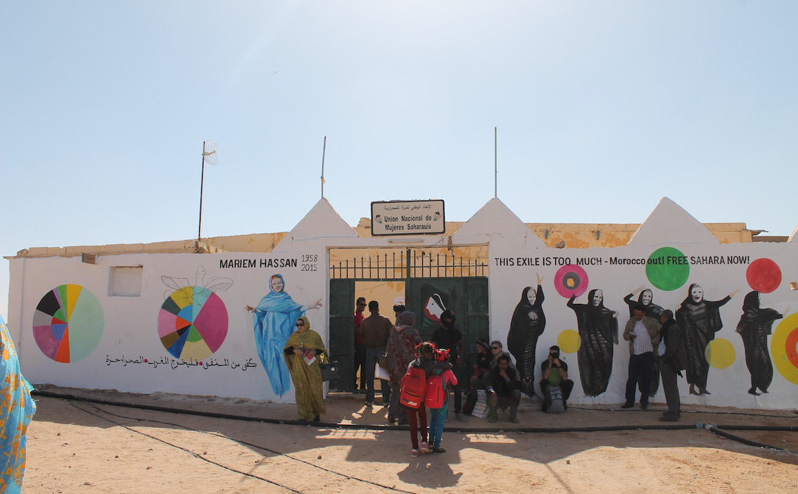 2009 15 In And About Western Sahara Bettina Semmer