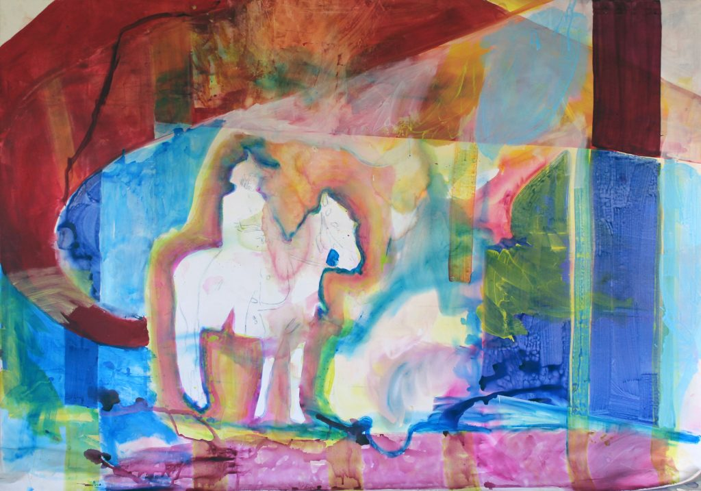 I-will-not-paint-a-king-on-a-white-horse