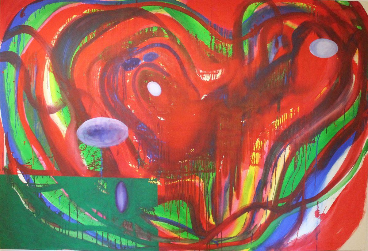 Paintings 2014 – 2016